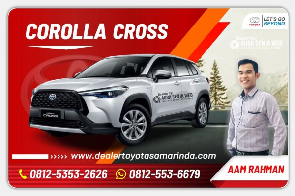 ALL NEW COROLLA CROSS
